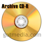 MAM-A CD-R, Digital Audio, Gold CD-R, Archive CD-R Mitsui (MAM-A) offers a full line of professional CD-R
