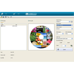 Epson DiscProducer Software