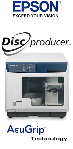 Epson Discproducer CD DVD Publisher