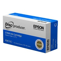 Epson DiscProducer Cyan Ink Cartridges