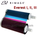 Everest CMY-W Ribbon - 1 pack