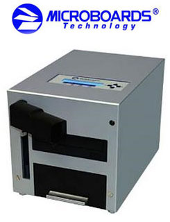 Microboards HCL Autoload Duplicator