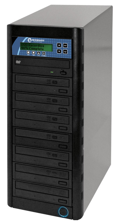 Microboards CopyWriter CD/DVD - 3 Drive Recorder