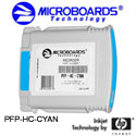 Microboards MX-1, MX-2, PF-Pro Cyan Ink Cartridge - PFP-HC-CYAN - 1 pack