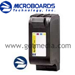 Microboards Print Factory II Color Ink Cartridge, PRF38ML