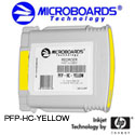 Microboards MX-1, MX-2, PF-Pro Yellow Ink Cartridge - PFP-HC-YELLOW - 1 pack