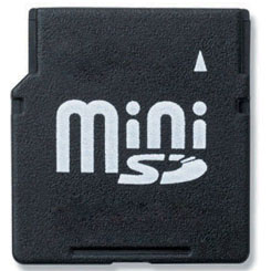 Mini Secure Digital (SD) Card