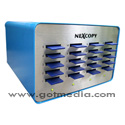 Nexcopy SD (Secured Digital) Duplicator, 20 Target