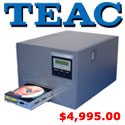 Teac CD DVD Printers