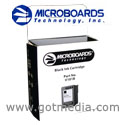 Microboards Print Factory III OR CX-1 Black Ink Cartridge, V101B - 1 Pack