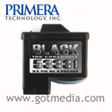 Primera Bravo or Bravo II Black Ink Cartridge - 1 pack