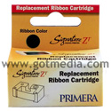 Inscripta Black Thermal Ribbon 56101 -  1 pack