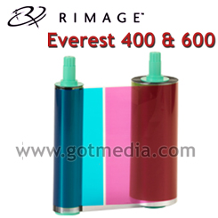Everest 400 & 600 CMY thermal ribbon