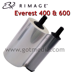 Rimage Everest 400 & 600 Transfer Roll, OEM Ribbon, 2001469