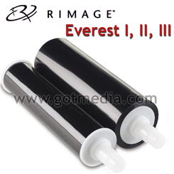 Rimage Everest Black Thermal Ribbon 203640-001