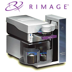Rimage Prism Plus Automated Thermal CD DVD Printer