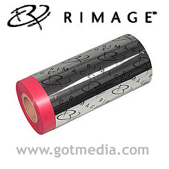 Rimage Prism Red Thermal Ribbon 202082-002