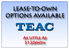Lease to Own the TEAC P-55