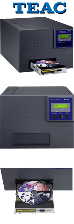 Teac P-55 Color Thermal Printer