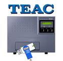TEAC P-55B-ST USB Flash Drive Printer