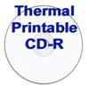 Thermal Printable CDR