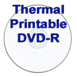 thermal Printable DVD-R