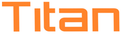 Titan Logo -  DVD-R, CD-R