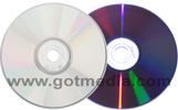 MAM-A Silver Thermal Printable 16x DVD-R