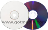 MAM-A White Thermal Printable 16x DVD-R