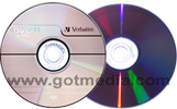 Verbatim Branded DVD+R Dual Layer
